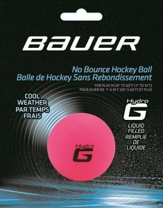 Bauer HYDROG COOL (carded) Kamuolys