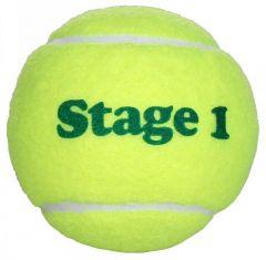 Kamuolys Stage1 Tennis Mid-soft Kids