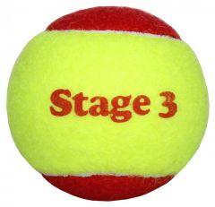 Kamuolys Stage 3 Tennis Soft Kids