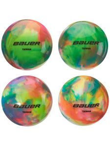 Bauer MULTICOLORED 4 Pack Kamuolys