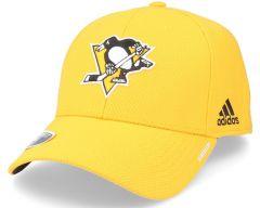 Adidas COACH Structured Pittsburgh Senior Cap