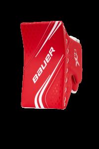 Bauer Vapor S19 X2.7 Senior Hockey Goalie Blocker