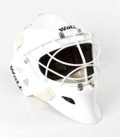 WALL W4H Europe chrome Senior Goalie Mask