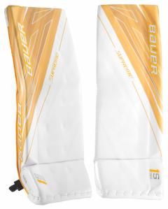 Bauer Supreme 1S OD1N Senior Vartininko kojų apsaugos