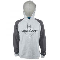 Bauer VINTAGE AUTHENTIC PO HOODY Senior Sweater