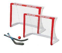 Bauer KNEE HOCKEY GOAL SET-TWIN PACK Хоккейные ворота
