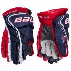 Bauer Vapor S18 1X LITE Junior Ice Hockey Gloves