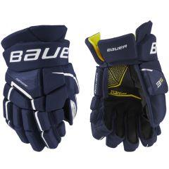 Bauer S21 SUPREME 3S Junior Ice Hockey Gloves