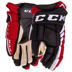 CCM JetSpeed FT4 Junior Ice Hockey Gloves