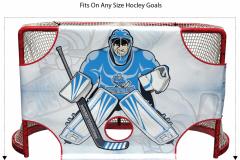 Hockey Revolution MY GOALIE TARGET Ledo ritulio treniruoklis