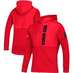 Adidas PLAYER FULL ZIP Red Wings Senior Jacket