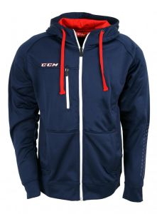CCM FULL Zip Jacket Senior Striukė