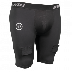 Warrior Comp Short W CUP Youth Jock