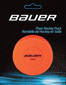 Bauer FLOOR (carded) Inline Puck