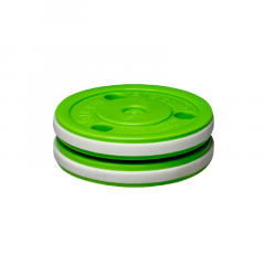 Green Biscuit Pro Green Puck