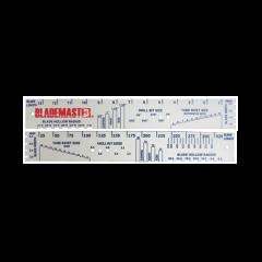 Blademaster SC9040 Sharpening Accessories Lineāls
