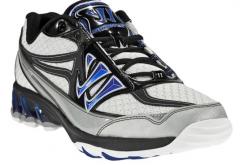 Warrior Shooter 3 Senior White/Blue/Black Обувь