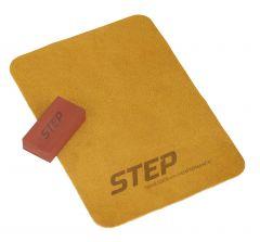 CCM STEP Honing Stone and Cloth Kit Pačiūžų ats. Detalės