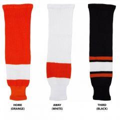Hockey Socks Knit Philadelphia Flyers Junior