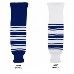 Hockey Socks Knit Toronto Maple Leafs Junior