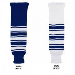 Hockey Socks Knit Toronto Maple Leafs Senior
