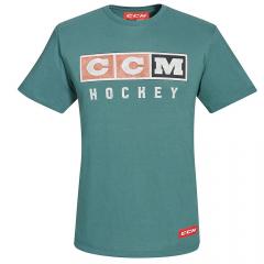 CCM VINTAGE LOGO Marškinėliai