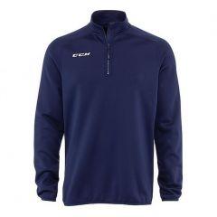 CCM 1/4 Zip Locker Top Senior Sweater