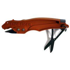 Blue Sports Pro Tape Tiger Lipni juostos peilis