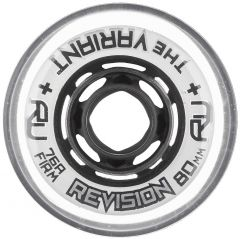 Revision VARIANT CLASSIC WHITE 80MM/76A FIRM  Колёсики